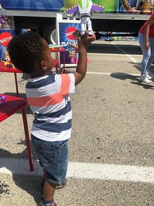 20190608 Toy Story 4 Traveling Parking Lot Carnival ...Walmart,Bloo