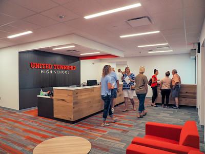 UTHS Open House