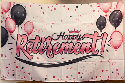 Kim Clark Retirement Party