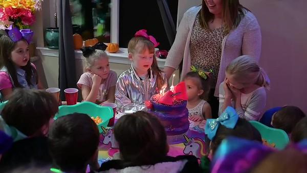 Abby Williams Birthday