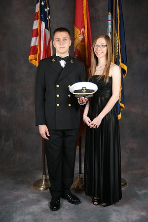 University of Memphis NROTC Ball (October 18, 2013)