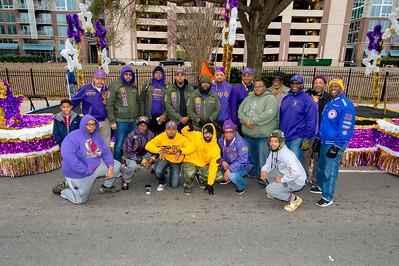 2020 Atrium Health  Dr. Martin Luther King Jr. Holiday Parade Charlotte 1-18-2020 by Jon Strayhorn