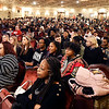 A large crowd turned out for the 40th annual City-Wide Celebration of Dr. Martin Luther King Jr. at the Paramount Treatre.