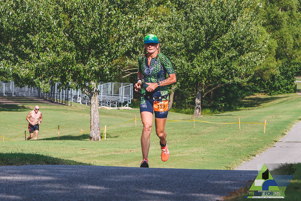 Despite the COVID climate of races canceling or going virtual, 2020's Trifest for MS took the required precausions and was granted in-person participation.  Day 2 of Trifest concluded with the super sprint distance.