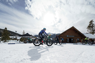 2020 Fat Bike Freeze at the Frisco Nordic Center