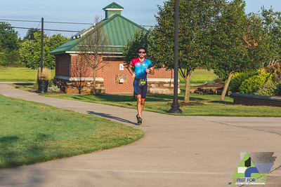 Despite the COVID climate of races canceling or going virtual, 2020's Trifest for MS took the required precausions and was granted in-person participation.  Sunday marked the conclusion of the weekend with the Olympic Triathlon.