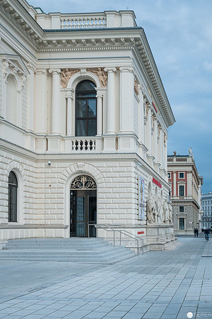 Backstageführung durch das neue Künstlerhaus in Wien vor der Eröffnung!