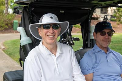 NBA--Golf, 2020
