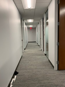 Back Hallway, Office Row