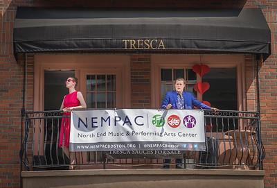 Opera at the Tresca 77 Balcony