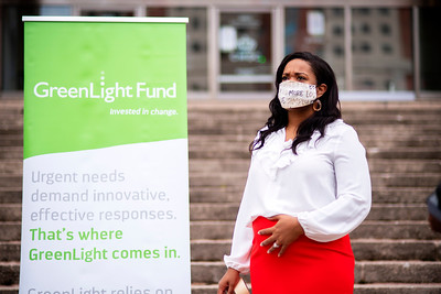 GreenLight Fund Charlotte Funds Center For Employment Opportunities Announcement @ The Govenment Center 9-24-2020 by Jon Strayhorn
