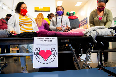 Helping Hearts For The Homeless Charity Giveaway @ Concord Christian Center 12-5-2020 by Jon Strayhorn