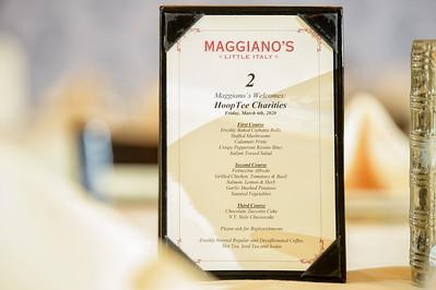 HoopTee Charities Luncheon @ Maggiano's 3-6-2020 by Jon Strayhorn
