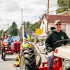 Andy Flynn's Ford is a popular site at any tractor parade.