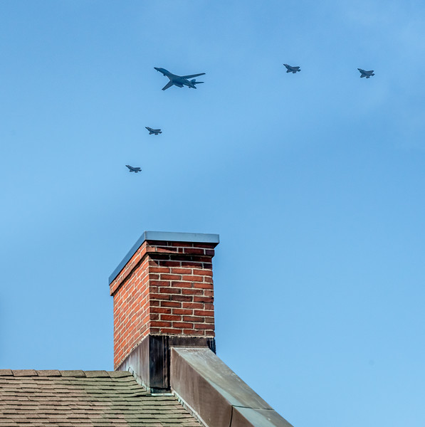 July 4th Flyover