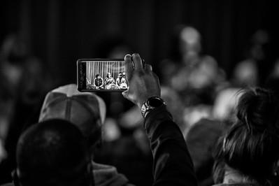 Music Industry Panel @ Spectrum Center 1-20-2020 by Jon Strayhorn