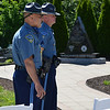 Sergeant Douglas Weddleton - 10th Anniversary Ceremony