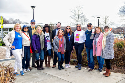 Women United March NCBW 100  @ 1st Ward Park 1-25-2020 by Jon Strayhorn