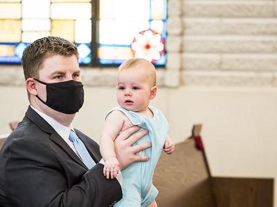 Keady Baptism
