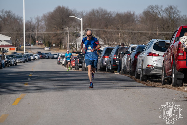 After a reschedule, due to snow, the Chilly 5k kicked off the New Year on a sunny Sunday afternoon.