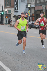 This year's Joplin Memorial Run marked the 10 year anniversary of the EF-5 tornado that tore through Joplin, destroying home, business, and 161 lives in its path.  Despite the steady rain, runners of all ages and abilities gathered to remember this day and honor those affected.