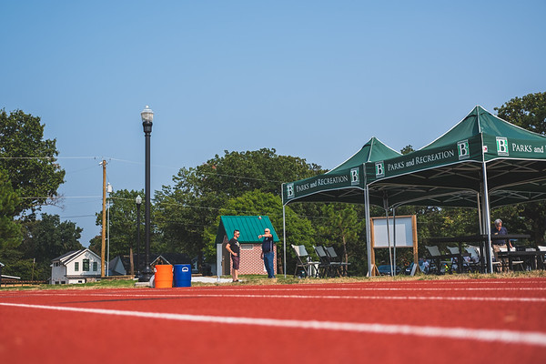 Tiger Track Running Anew