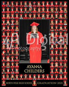 Ayanna Childers comp