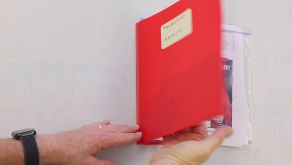 Elementary School Bag - Thursday Red Book