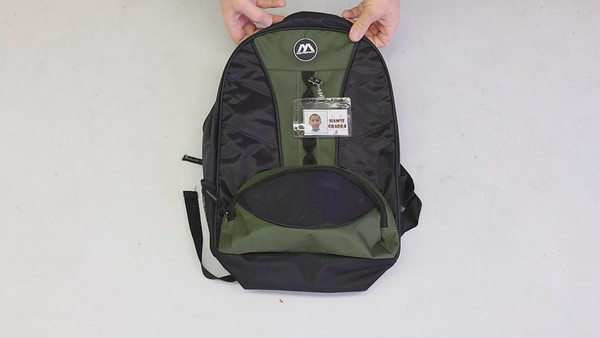 Elementary School Bag Contents