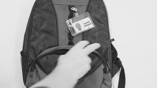 Elementary School Bag - Packing Away - Alternative