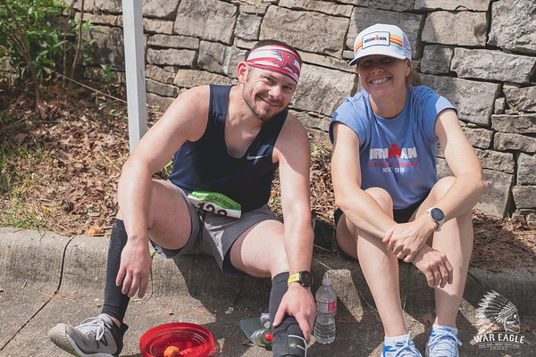 After a year off from COVID, the War Eagle Trail run was back with a 10k, 25k, & 50k.  The sense of community was felt throughout especially after a year away.
