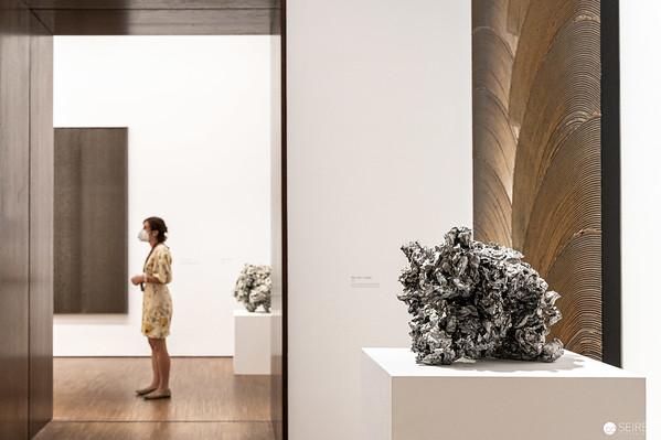 Jakob Gasteiger Ausstellung Post-Radikale Malerei in der Albertina Wien 2021