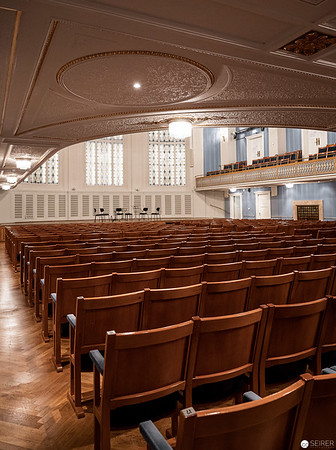 Behind the scenes im Konzerthaus Wien