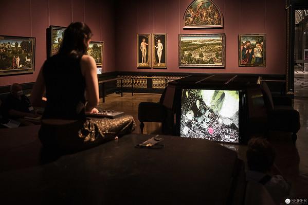 """Verena Zeiner, """"Ganymed in Power"""", Kunsthistorisches Museum Wien, 2021"""