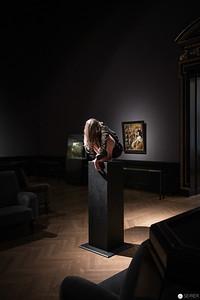 """Katrin Grumeth, """"Ganymed In Power"""", Kunsthistorisches Museum Wien, 2021"""