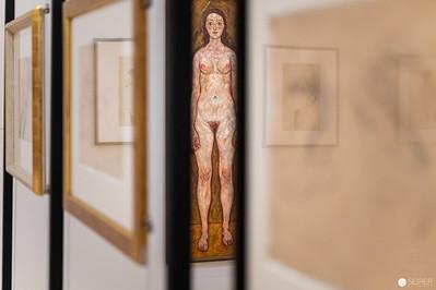 """Landesgalerie Niederösterreich, """"Auf Zu Neuem"""" Ausstellung, 2021"""