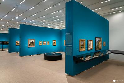 """Landesgalerie Niederösterreich, """"Wachau"""" Ausstellung, 2021"""