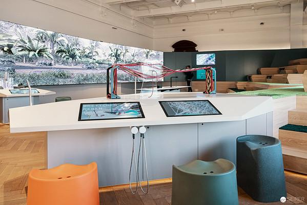 """Preopening des """"Deck 50"""" im Naturhistorischen Museum Wien"""