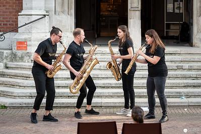 """Aureum Saxophone - Abschlusskonzert """"Musik Befreit"""""""