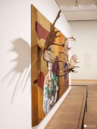 """Ausstellung """"The 80s. Die Kunst der Achtziger Jahre"""" in der Albertina Modern, Wien, 2021"""
