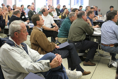 Some xxx fathers, first time and repeat attendees, showed up for the Jan. 29 Dad's Day of Recollection.