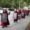 210918 Red Cloak Protest in Raleigh 046
