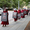 210918 Red Cloak Protest in Raleigh 045