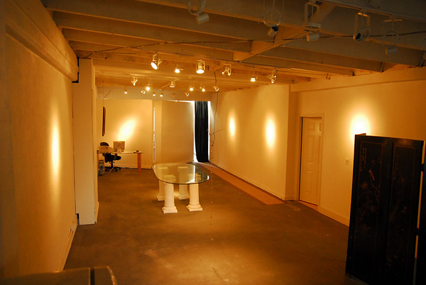 Main room looking West