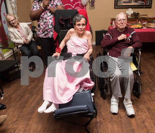 Senior Citizen Prom Valentine's Dance