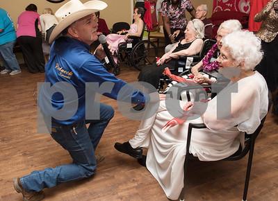 Senior Citizen Prom Valentine's Dance