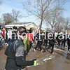 Runners and walkers in the 32nd Annual B-rrry Scurry take off at noon on Saturday at Clinton Community College. • Samantha Pidde/Clinton Herald