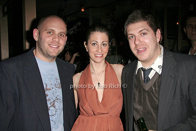 Chris Heller. Nikki Cascone and Brad Grossman