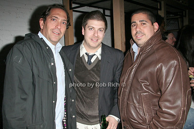 Brad Grossman ,Steven Lewis, Bradley Lopez