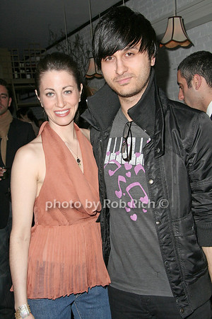 Nikki Cascone and Brad Walsh